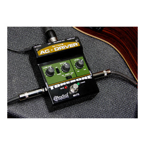 Tonebone AC-Driver Acoustic Instrument Preamp Pedal