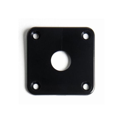 Plastic Jackplate for Les Paul