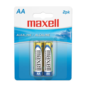 Maxell BM-AA2 - 2x AA Batteries Blister Pack