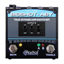 Tonebone BigShot ABY True Bypass Stage Switcher Pedal