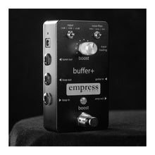 Empress Effects Buffer+ iO Pedal and Interface
