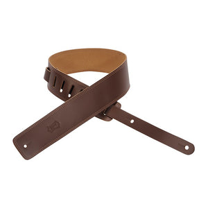 Levys DM1 Light-Duty Leather Guitar Strap