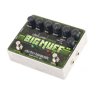 Electro-Harmonix Deluxe Bass Big Muff Pi Distortion Sustainer Pedal