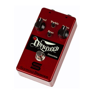 Seymour Duncan Dirty Deed Distortion Effect Pedal
