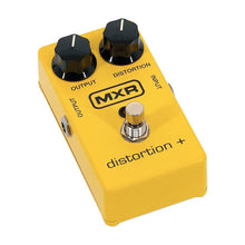 MXR Distortion+ Blues Overdrive Guitar Pedal