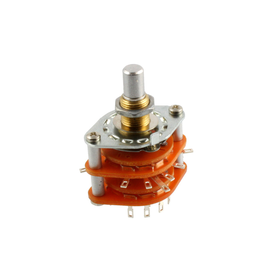 5-Position Rotary Switch