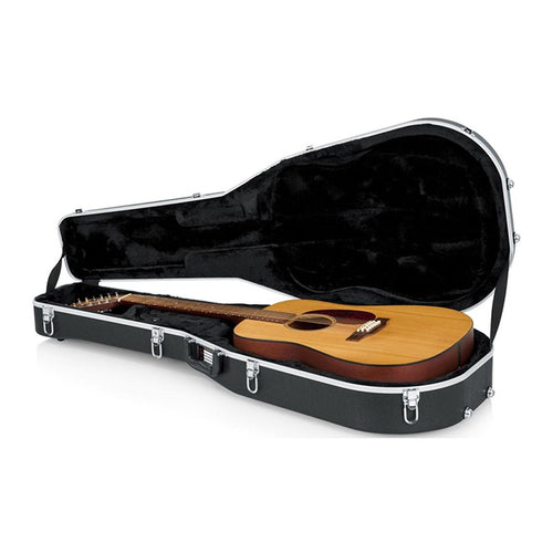 Gator Deluxe Molded Case for 12-String Dreadnought