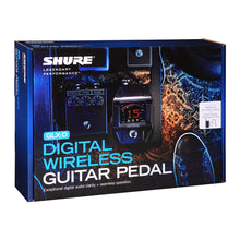 Shure GLXD16 Wireless Guitar Pedal System