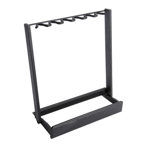 On-Stage Stands Side-Loading Guitar Rack (Black)