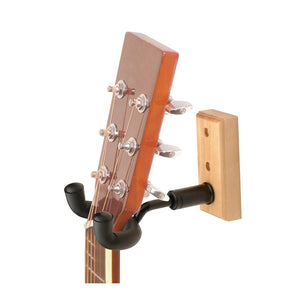 On-Stage Stands GS7730 Wooden Guitar Wall Hanger