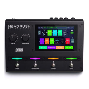 Headrush Gigboard Modelling FX with Eleven HD Technology