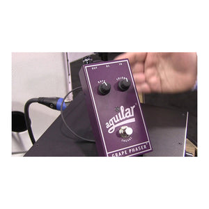 Aguilar Grape Phaser Bass Phaser Pedal