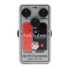 Electro-Harmonix Hot Tubes Overdrive Pedal