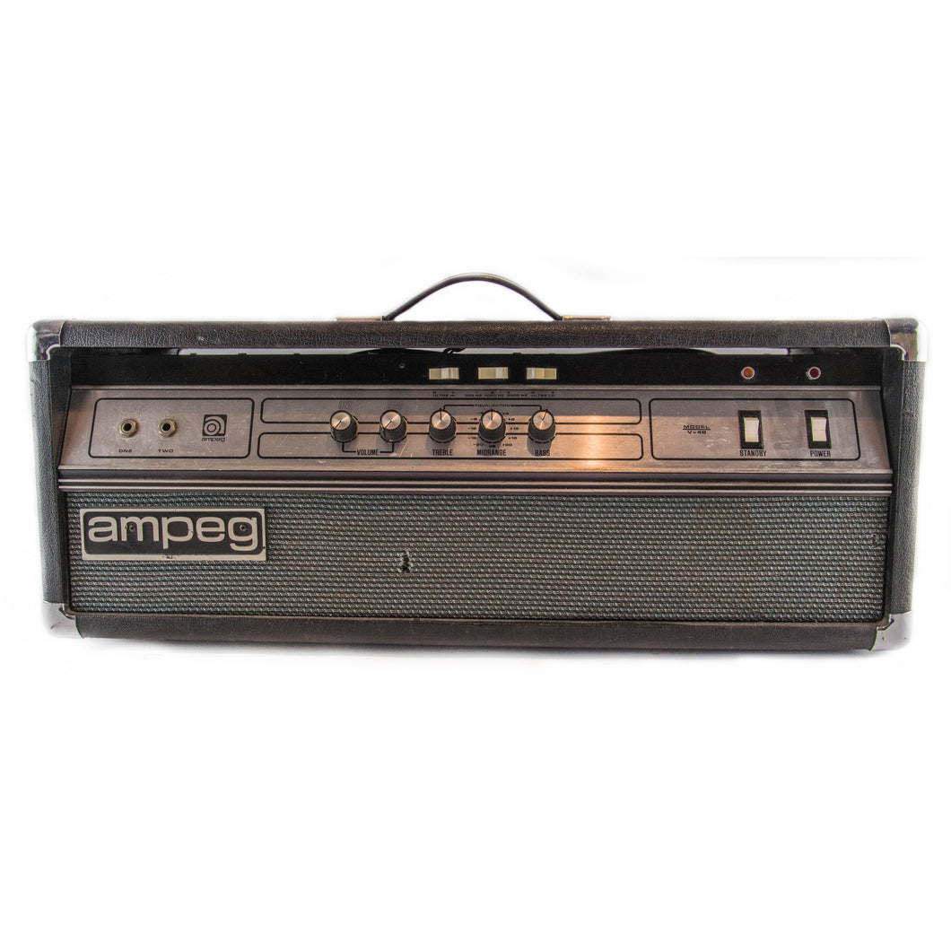 Ampeg V-4B 100W All-Tube Bass Head