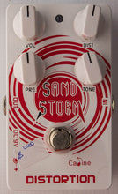 Caline CP-27 Sand Storm Distortion Pedal