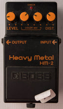Boss HM-2 Heavy Metal Pedal (Made In Japan)