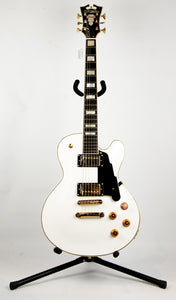 D'Angelico Excel SD (White) Electric Guitar