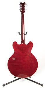 Eastwood Joey Leone Electric Guitar (Trans Red)