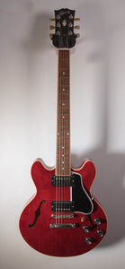 Gibson ES-339 Custom Shop 2010 Model (Cherry Red)