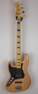 Fender Squier Vintage Modified Lefty Jazz Bass (Natural)