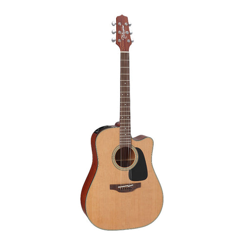 Takamine P1DC Dreadnought Cutaway Acoustic Guitar