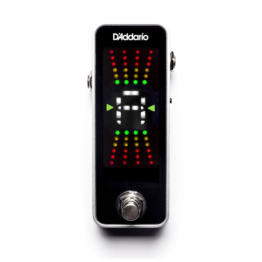 Planet Waves by D'Addario Chromatic Tuner Pedal