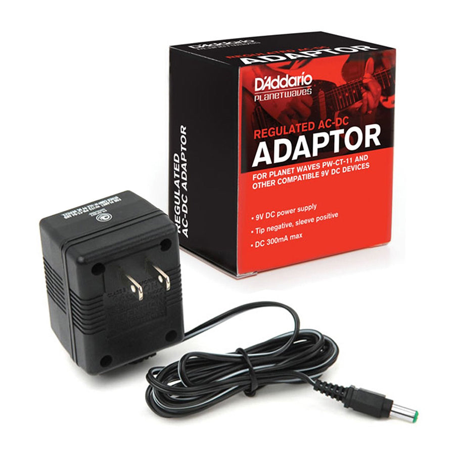 D'Addario PW-CT-9V Power Adapter