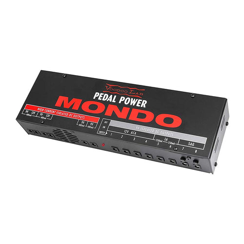 Voodoo Lab Pedal Power MONDO High-Current Power Supply
