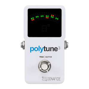 TC Electronic PolyTune 3 Poly-Chromatic Tuner Pedal