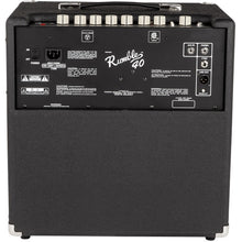 "Fender Rumble 40 Bass Combo 10"" Amp"