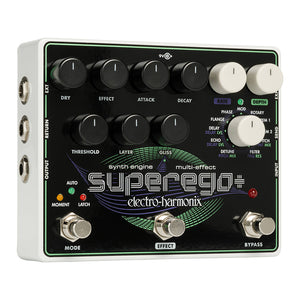 Electro-Harmonix Superego Plus Multi Effect Pedal