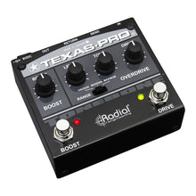 Tonebone Texas Pro Overdrive and Boost Pedal