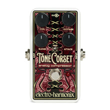Electro-Harmonix Tone Corset Compressor and Sustainer Effect Pedal
