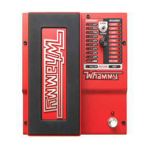 Digitech Whammy V Pedal with Classic and Chord Bends
