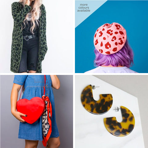 womens leopard print gift guide