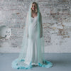 Cloud Nine Ostrich Feather Trim Veil