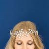 Celeste Star Halo Crown and Barrette Bundle