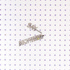 SAY ANYTHING Elektra Crystal Word Bobby Pins
