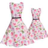 Mother Daughter Flower Dress (MORE COLORS)