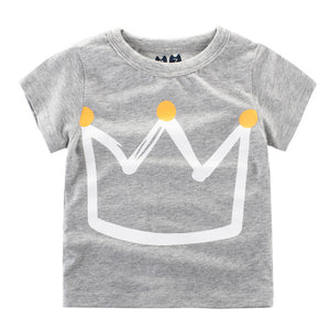 Crown T-Shirt 24m-7t