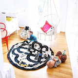 Baby Road Print Mat Storage Bag