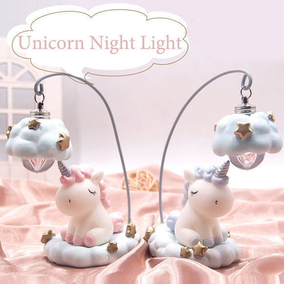 Unicorn LED Lamp