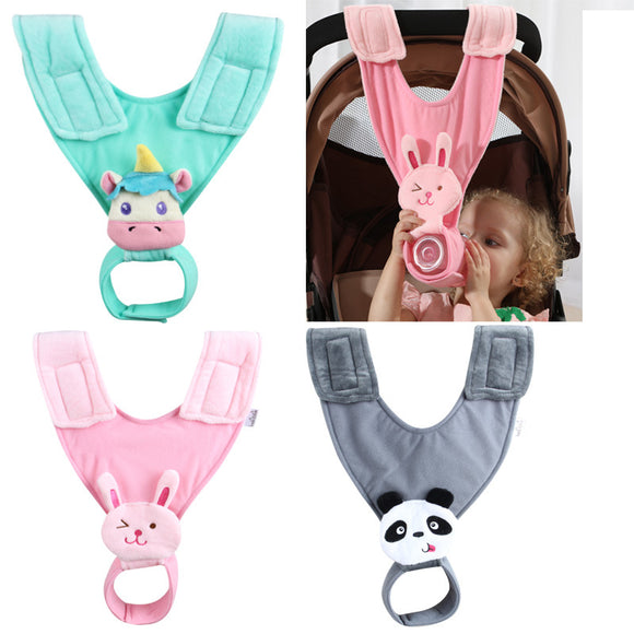 Bottle Holder for Baby Stroller