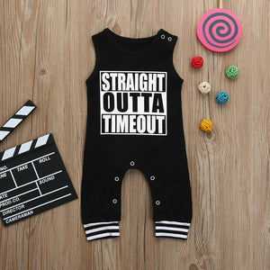 """Straight Outta Time Out"""