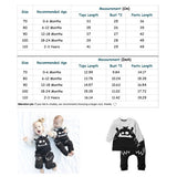 Long Sleeve T-Shirt Pants 2pc set 0-3T
