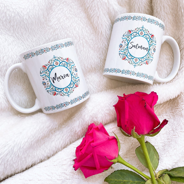 wedding mugs