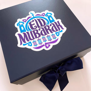 FAMILY EID TREATS  BOX - Free Shipping