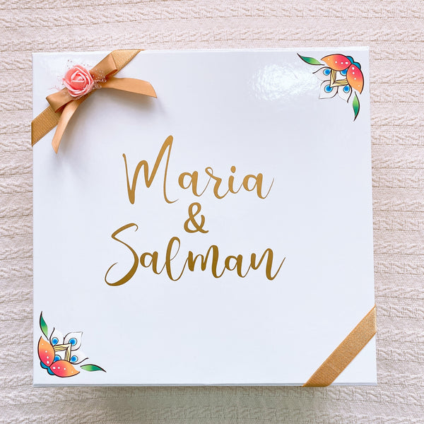 Wedding / Anniversary Celebration Gift