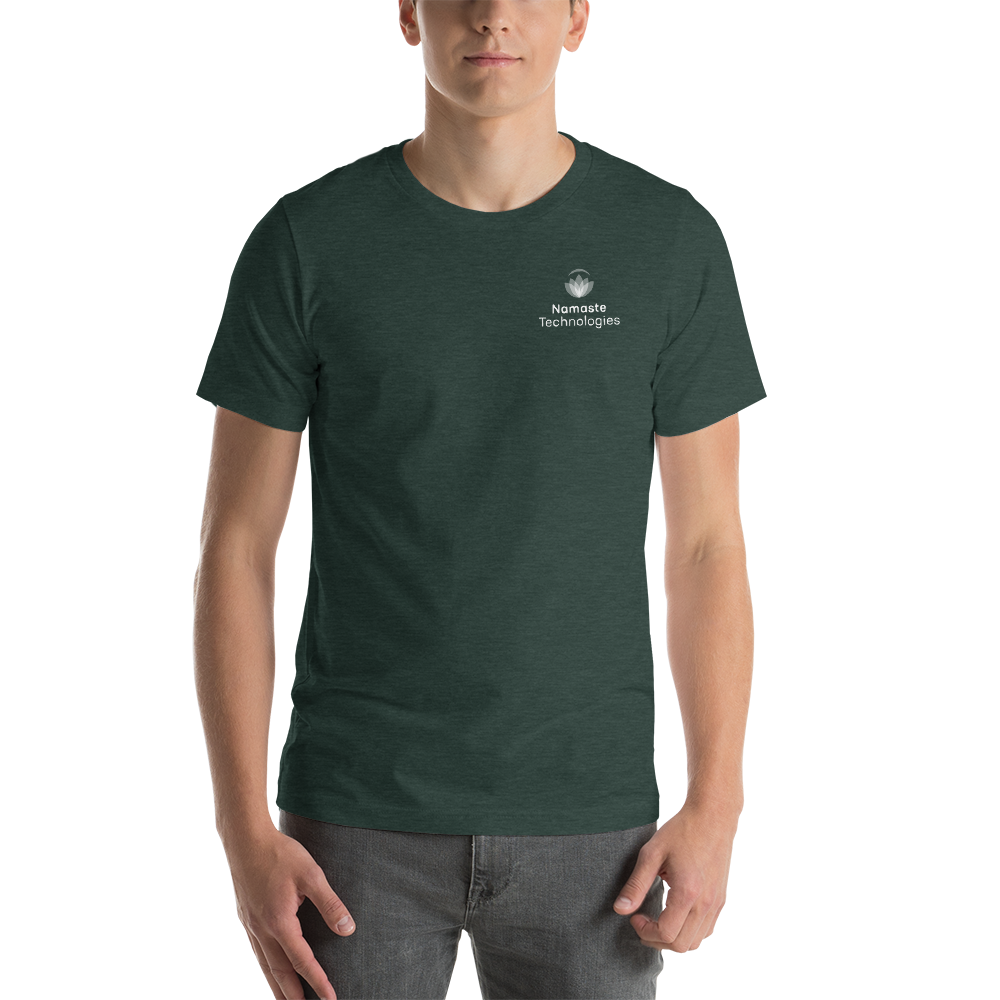 Namaste Technologies Simple T-Shirt