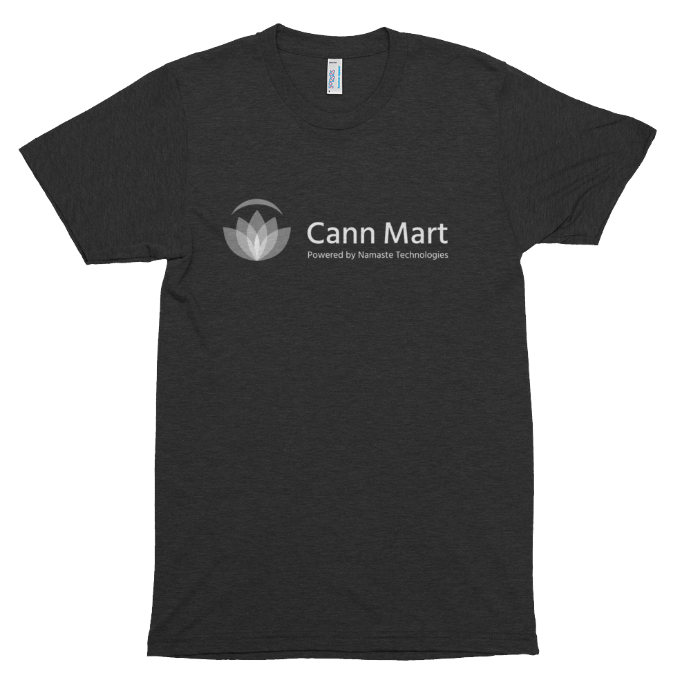 CannMart Short sleeve soft t-shirt